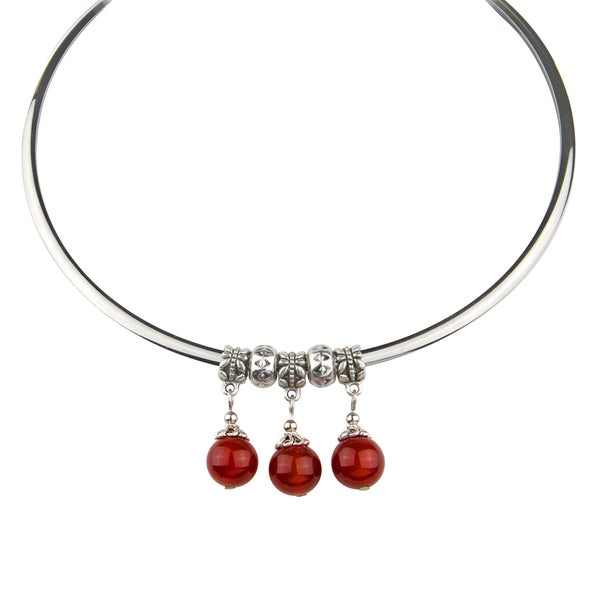Vintage Dangle Choker Necklace