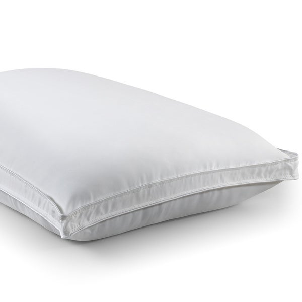 DreamDuo Plush Memory Foam Pillow