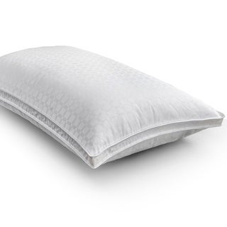 PureCare Plush Rayon from Bamboo White Down Pillow