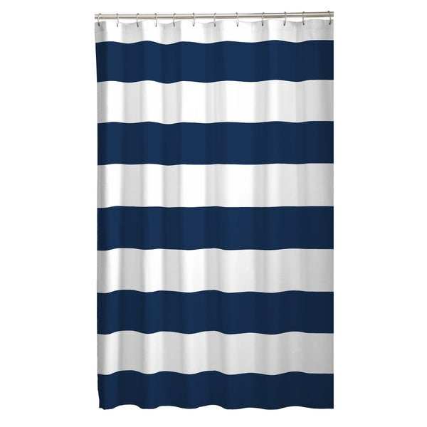 "Maytex Porter Fabric Shower Curtain - 70"" X 72"""