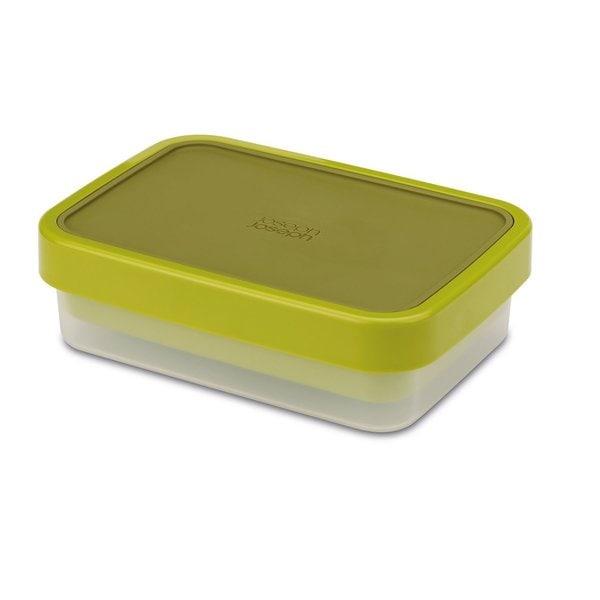 joseph joseph goeat compact 2 in 1 lunch box green. Black Bedroom Furniture Sets. Home Design Ideas
