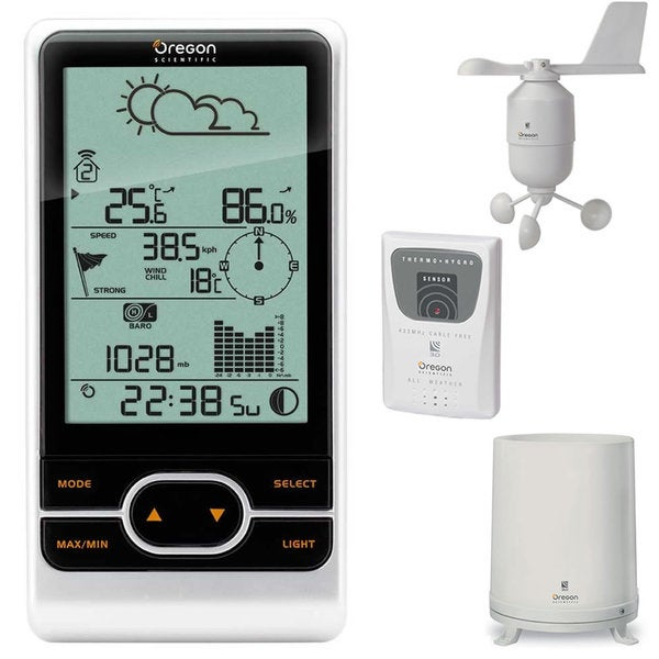 Oregon Scientific Pro Weather Station