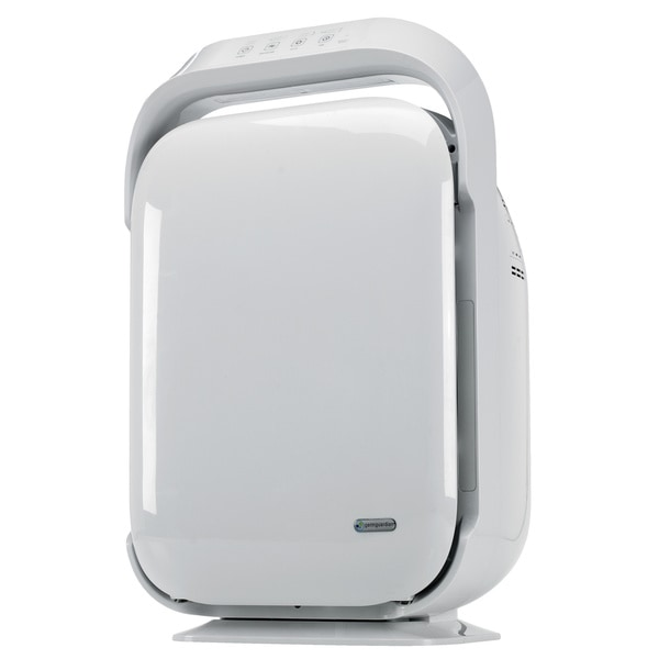 GermGuardian AC9200WCA Hi-Performance True HEPA Ultra-Quiet Air Purifier System with UV-C , Allergy & Odor Reduction, Lg Room
