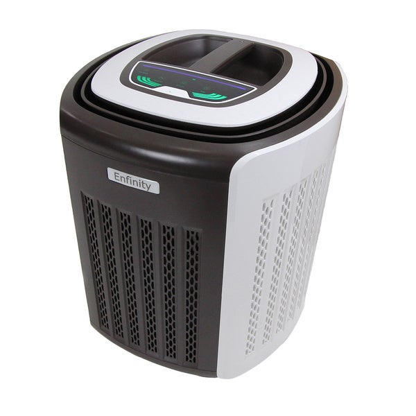 Prolux Enfinity Brushless HEPA Air Purifier Dust Allergen Remover Ionic Air Cleaner 16579105