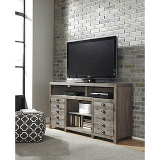 Signature Design by Ashley Keeblen Grayish Brown TV Stand