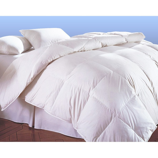 Creative Living Solutions Feather and Down Comforter (Twin)(As Is Item)