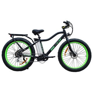 Fat Cat X Black Electric Bicycle