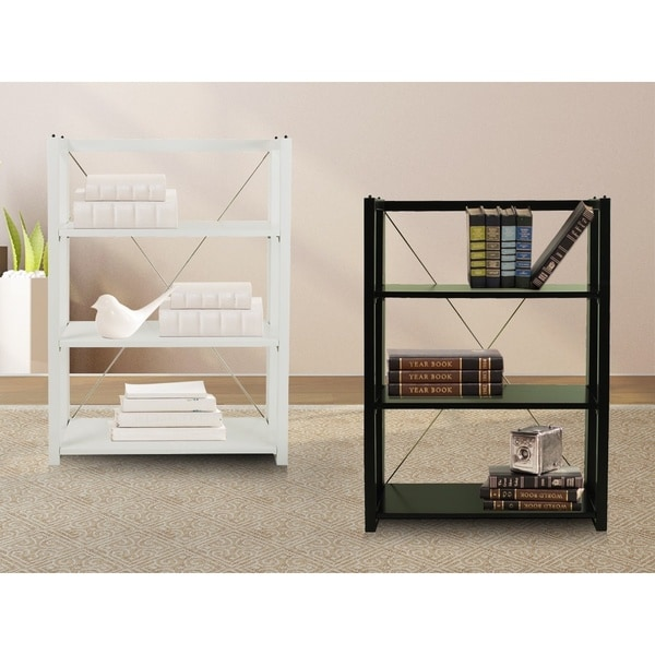 Citiscape Folding/ Stacking Bookcase