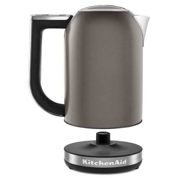 KitchenAid KEK1722QG Liquid Graphite Electric Kettle