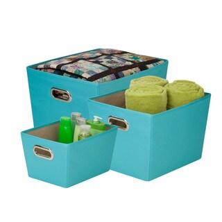 turquoise tote kit