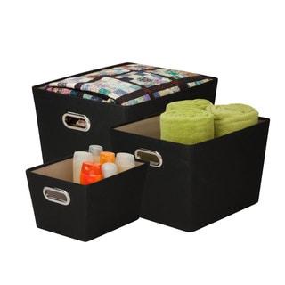 black tote kit