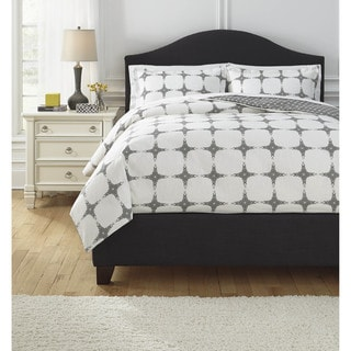 Signature Designs By Ashley Maze Onyx 4 Piece Comforter Set 17187998 Shopping