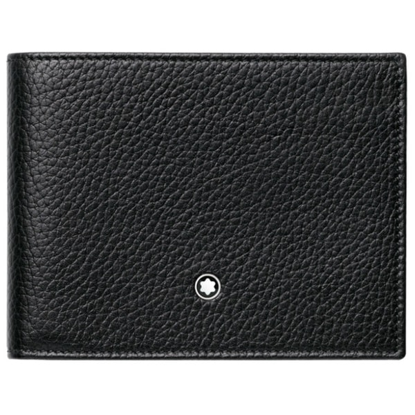Montblanc Meisterstuck Soft Grain 6 Credit Card Wallet