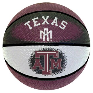 Spalding Texas AM Aggies 7-inch Mini Basketball