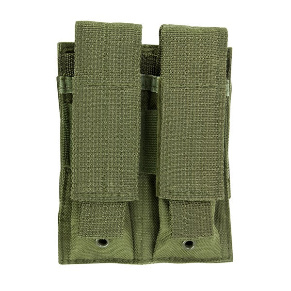 NcStar Double Pistol Mag Pouch Green 16585462