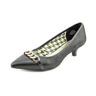 Anne Klein Women's 'Mikaela' Leather Dress Shoes