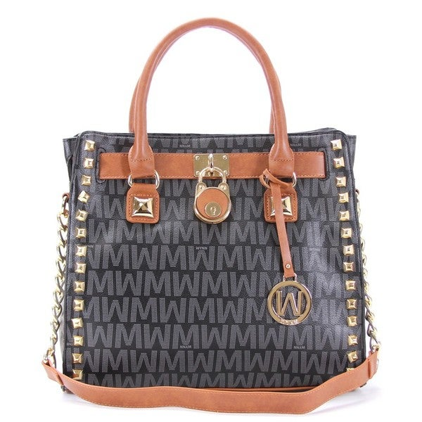 Willie Michi Amour Mignon Wynn Classic Tote