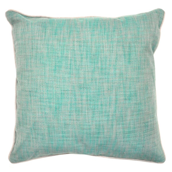 Ciara Jungle Green 22-inch Throw Pillow