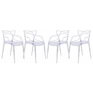 Milan Claer Wire Chair (Set of 4)