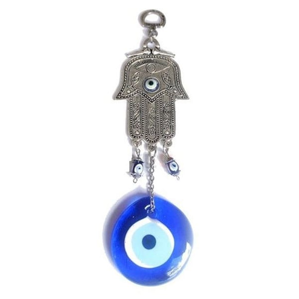 Hand of Fatima Evil Eye Wall Art