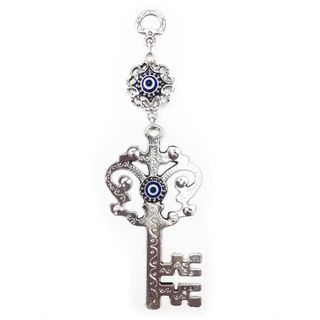 Key Shaped Evil Wall Art Talisman