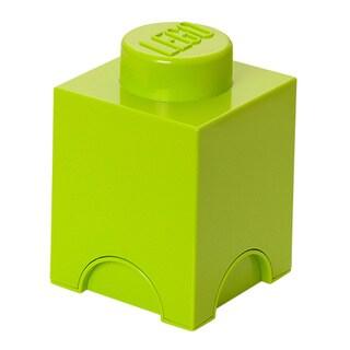 LEGO Lime Green Storage Brick 1