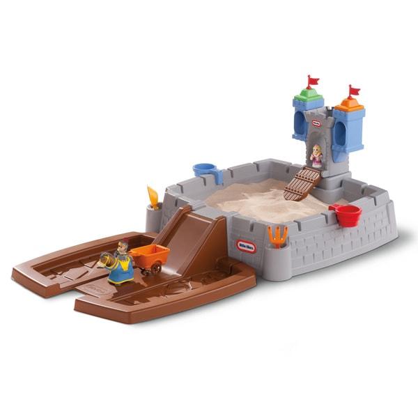 Little Tikes Castle Adventures Sandbox