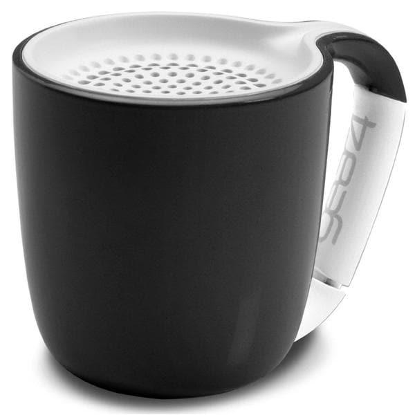 GEAR4 Espresso Wireless Bluetooth Speaker w/ Caranineer Handle -Retail Packaging