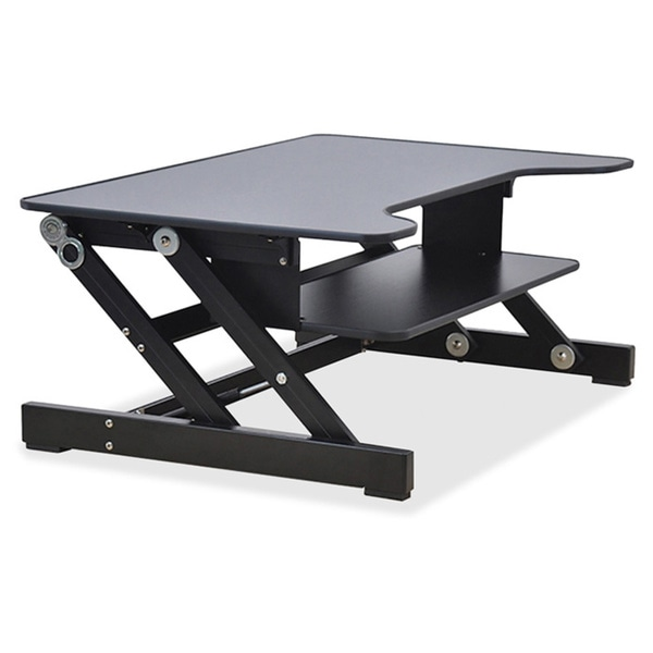 Lorell Sit To Stand Monitor Riser 17809845 Overstock