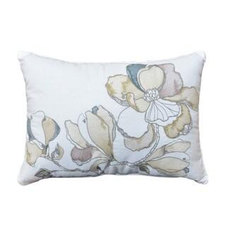 Shell Rummel Magnolia Breakfast Decorative Pillow