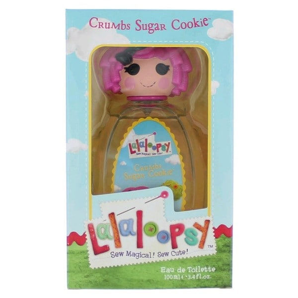 Lalaloopsy Crumbs Sugar Cookie Kid's 3.4-ounce Eau de Toilette Spray