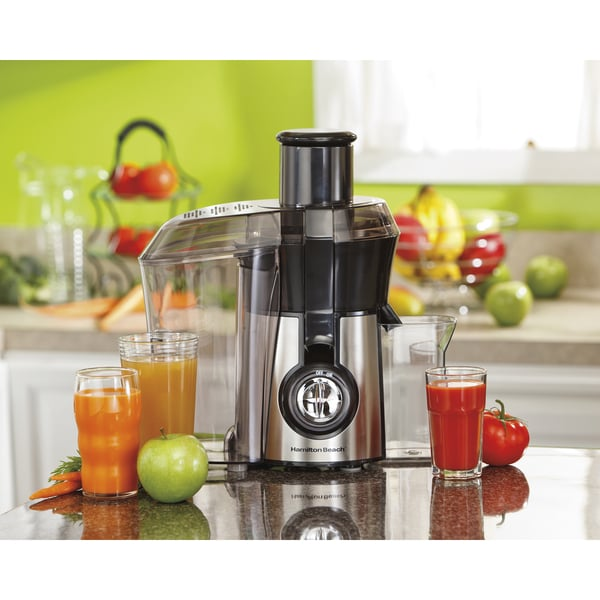 Recertified Hamilton Beach Big Mouth Pro Juice Extractor 16588555