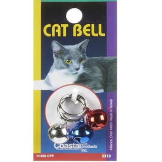 Coastal Red, White and Blue Pet Bells