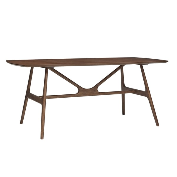 Travis Dining Table - Walnut