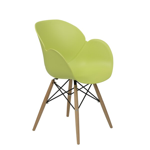 Penny Green Arm Chair