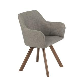 Sampson Light Grey Arm Chair