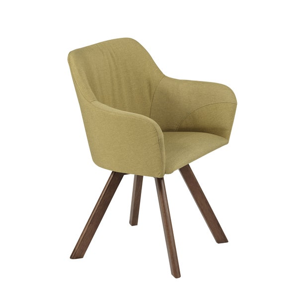 Sampson Avocado Arm Chair