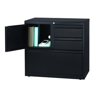 Hirsh HL8000 Series 30-inch Wide Personal Storage Center Commercial Lateral File Cabinet