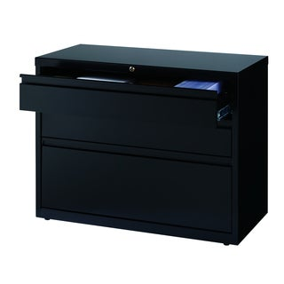 Hirsh HL8000 3-drawer Lateral 36-inch Storage File Cabinet
