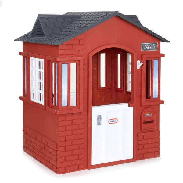 Little Tikes Red Cape Cottage 17810461 Overstock