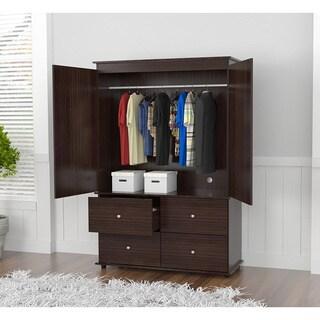 Inval Audio/ Video Armoire Cabinet