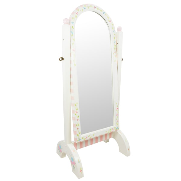Teamson Fantasy Fields Bouquet Standing Mirror