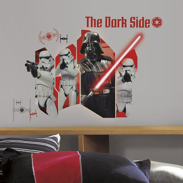 Star Wars Classic Darth Vader Giant Wall Graphic