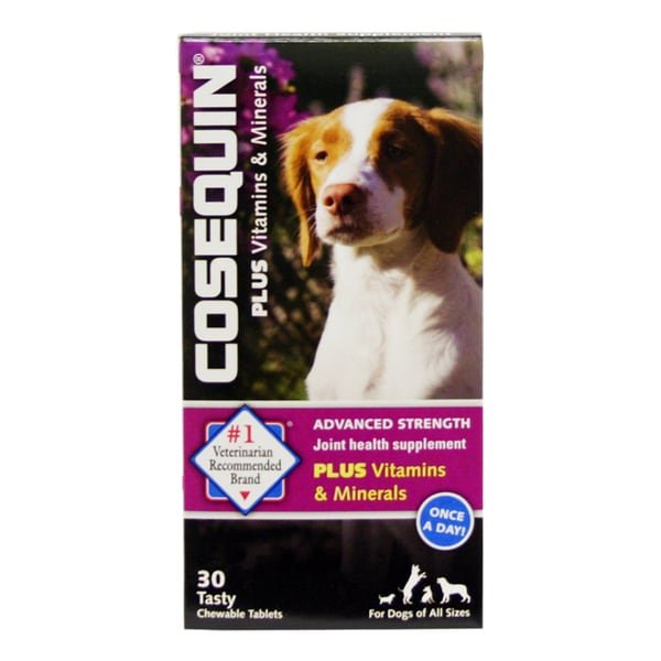 Cosequin Advanced Strength Chewable Tablet (30 Count)