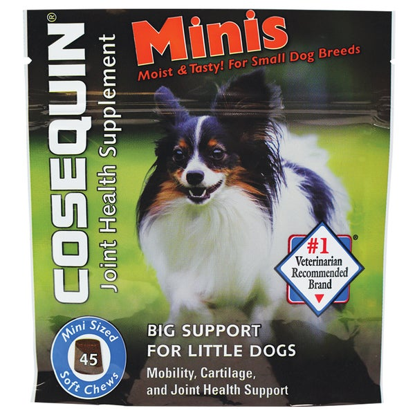 Cosequin Mini Soft Chews with MSM (45 count)