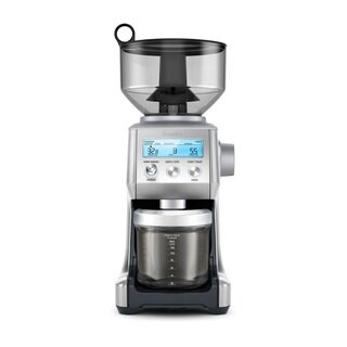 Breville BCG820BSS Brushed Stainless Steel Smart Coffee Grinder Pro