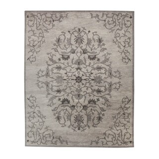 """Signature Design by Ashley Woven Gray Large Rug (7"""" x 7"""")"""