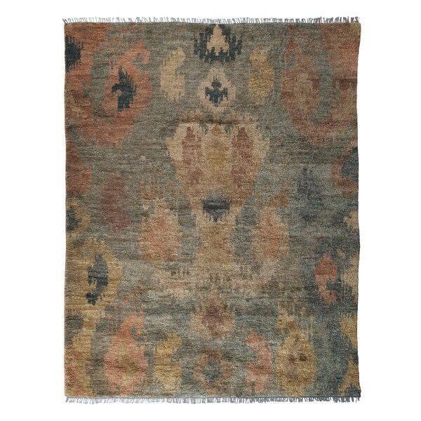 """Signature Design by Ashley Patterned Multi-color Medium Rug (5"""" x 5"""")"""