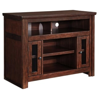 Signature Design by Ashley Harpan Reddish Brown TV Stand