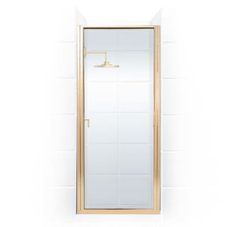 Paragon Series Framed Continuous Hinge Shower Door